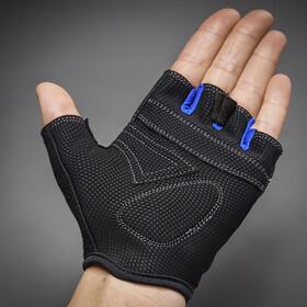 GripGrab X-Trainer Kurzfinger-Handschuhe Kinder blue